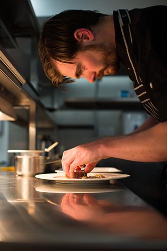Chef Douneside House Restaurant