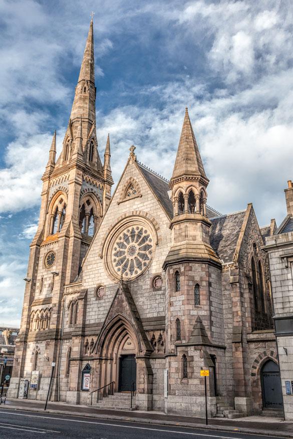 Church Aberdeenshire