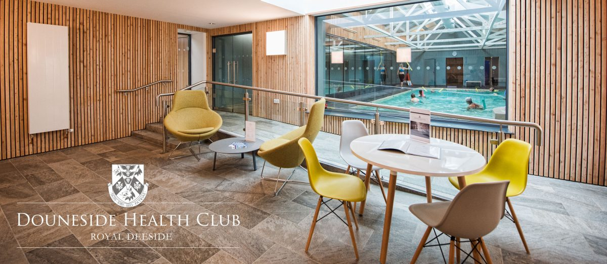 Douneside Health Club Aberdeenshire Swimming Pool