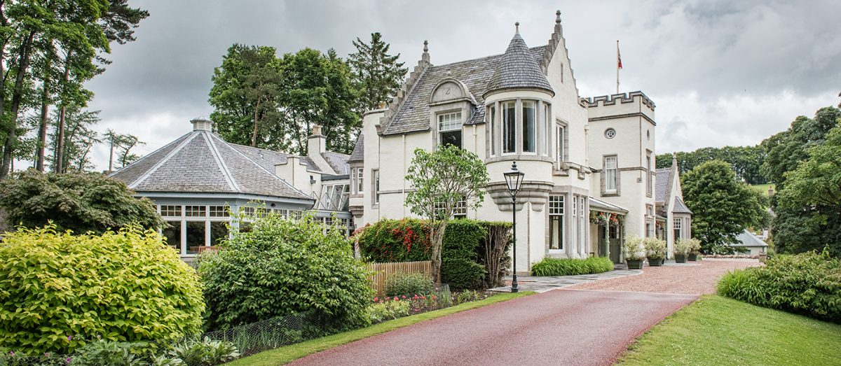 Douneside House, Aberdeenshire - Our Location