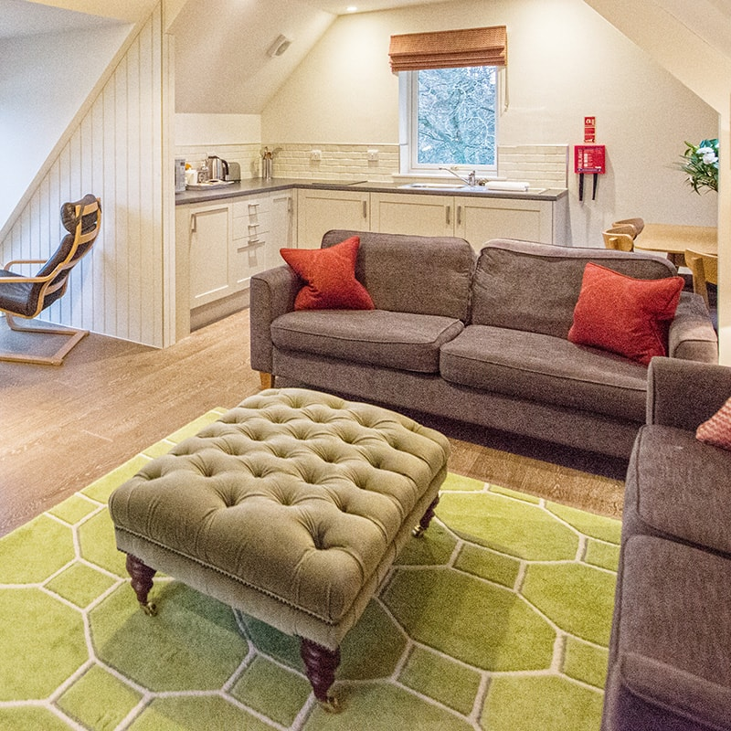 Casa 21 Pet Friendly Holiday Apartment in Aberdeenshire