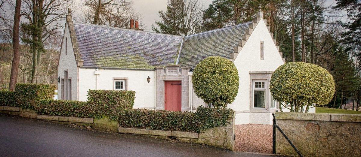 Gatehouse - Dog Friendly Holiday Cottage in Scotland