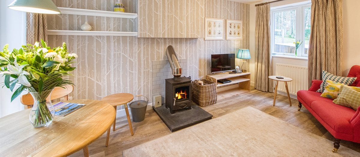 Luxury Holiday Home in Scotland
