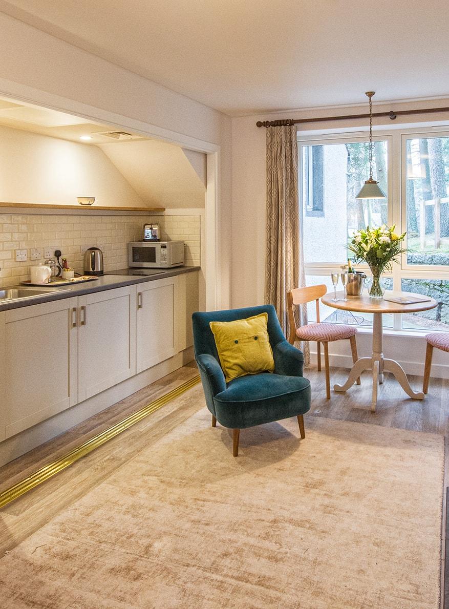 Luxury Holiday Home Lounge Scotland Casa 23