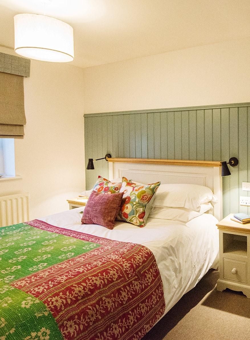 Luxury Holiday Home Scotland Bedroom Casa 23