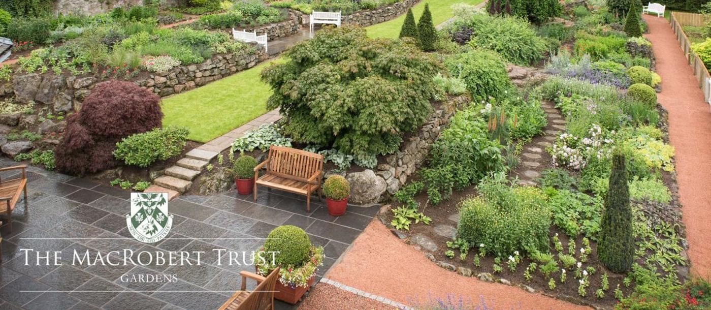 aberdeenshire garden trust